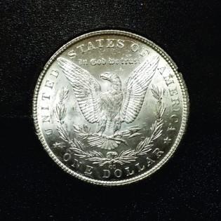 1884-CC GSA Morgan Silver Dollar