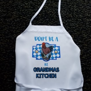 Grandmas Kitchen Apron